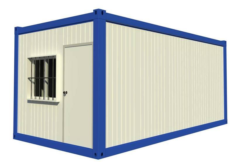 标准住人集装箱房